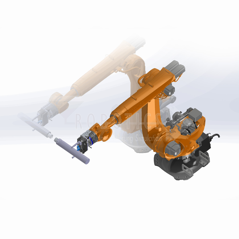 KUKA Roboter KR210R3100-2